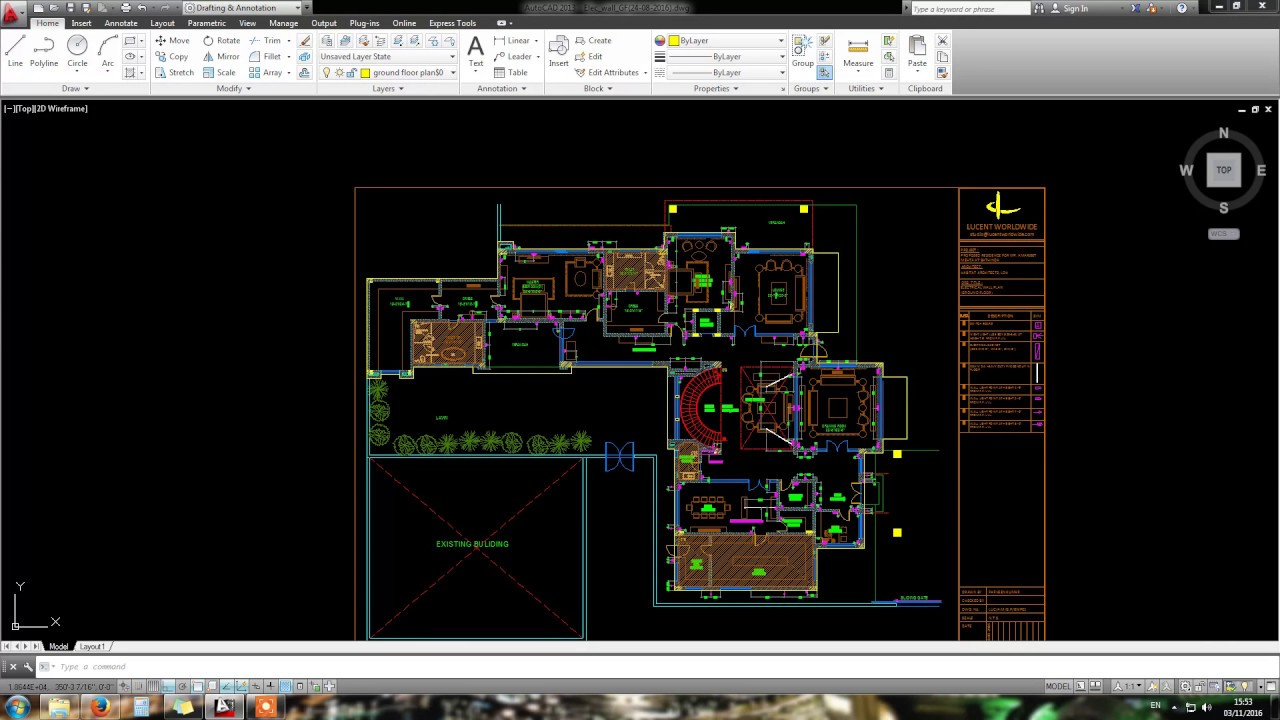 How to calculate area in autocad by easy way
