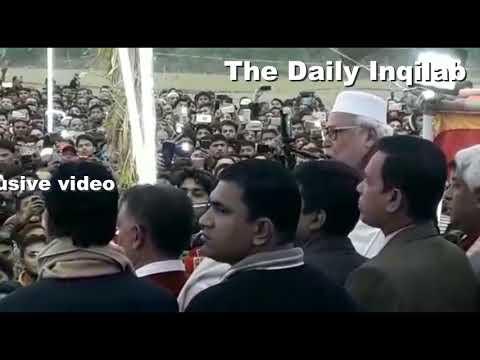 সারা বাংলাদেশে একমাত্র প্রার্থী খালেদা জিয়া, বিজয় সুনিশ্চিত: বঙ্গবীর