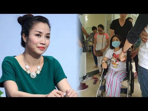 Ốc Thanh Vân tiết lộ tin vui mới nhất về bệnh tình của Mai Phương,đã có tia hy vọng..!