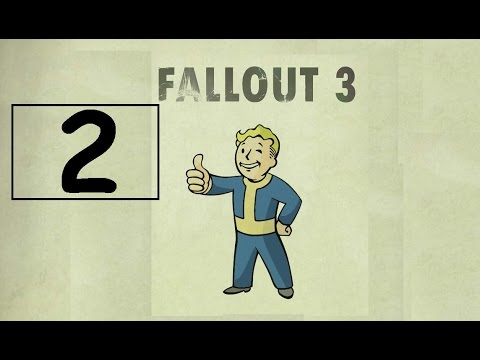 "Fallout 3 - ""Escape"" In Honor of Fallout 4 PART 2"