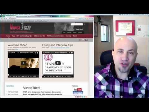 Видео Essay strengths mba