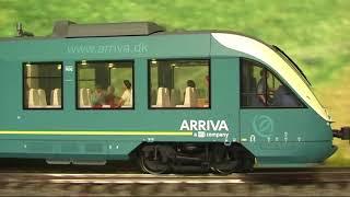 """Modellbahn-Neuheiten (701) Märklin 37720 LINT 41 """"Arriva"""""""