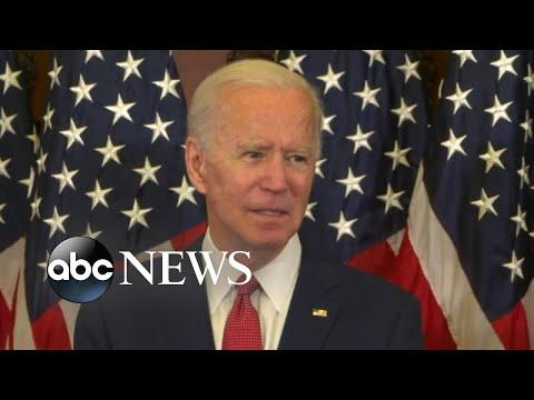 Biden Addresses Nationwide Floyd Protests