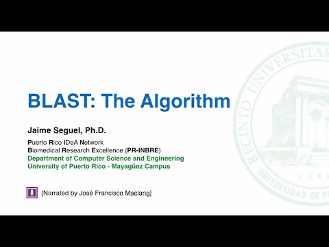 Blast: The Algorithm