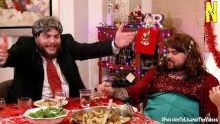 Χριστούγεννα στο Χιούστον με την πιο γραφική ελληνική οικογένεια!