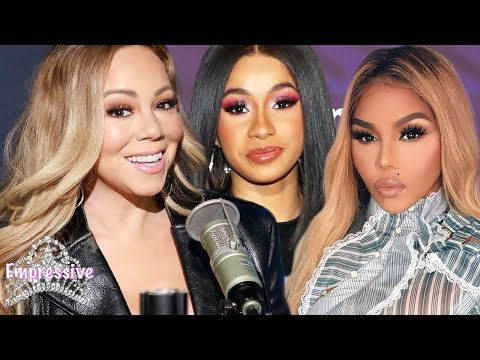 Mariah Carey wants to collab with Lil Kim and Cardi B  Caution Album Review