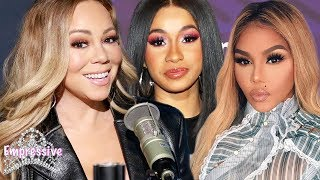 Baixar Mariah Carey wants to collab with Lil Kim and Cardi B |