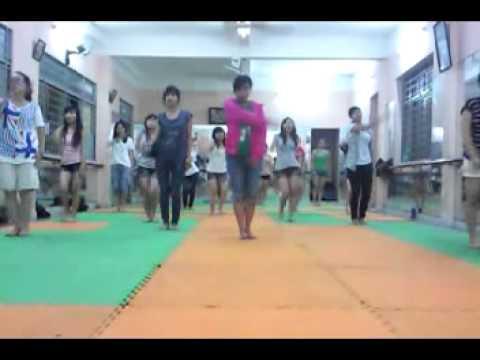 Cry Cry dance cover _ Lớp nhảy hiện đại 357 Phú nhuận