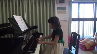 2014 カワイこどもコンクールピアノ部門Aコースソロの部 2014.1.25 西...
