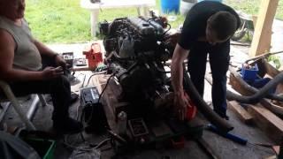 Raiatea moteur Perkins 4.236