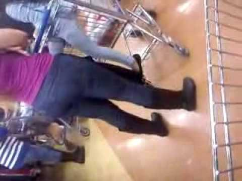 Culito de compras ass shopping - 3 part 1