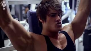 Música Electrónica 👊Brutal Entrenamiento en el Gym 🤜Jeff Seid Motivación