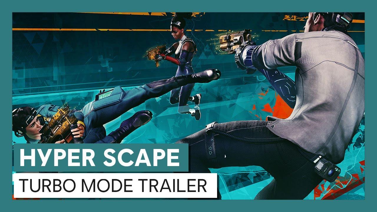 Hyper Scape: Turbo Mode Trailer