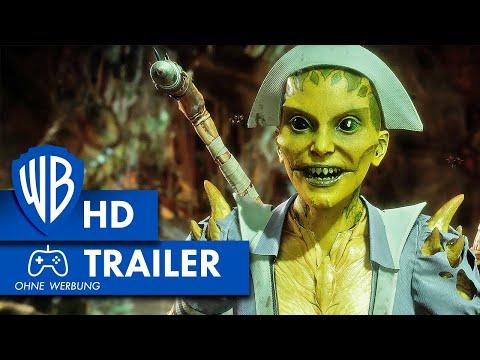 MORTAL KOMBAT AFTERMATH – Halloween Skin Pack Trailer Deutsch HD German (2020)