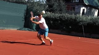 Теннис. ОФП. Tennisfor. тренировки.