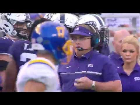 South Dakota State vs TCU football / NCAA Football 2016 Week 1
