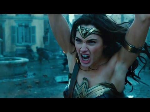 Watch The New Wonder Woman Movie Trailer