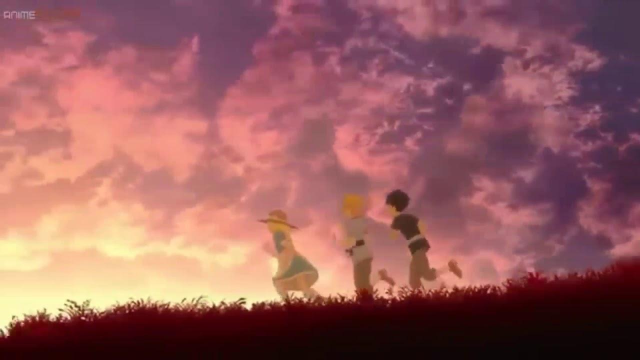 Sword Art online Alicization op English dub - YouTube