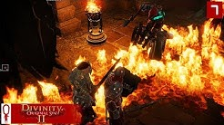 VERDAS, DELORUS, VASYNA - Divinity Original Sin 2 Gameplay Part 7 - [Coop Multiplayer]