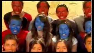 Հայկական երգ   Կարմիր, կապույտ, ծիրանագույն
