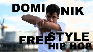 Freestyle Hip Hop Dance Dominik | Tomsize TroyBoi Ganja Man