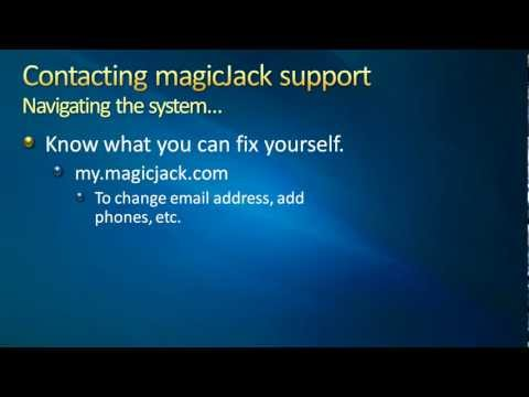 How To Contact A MagicJack Chat Support Technician