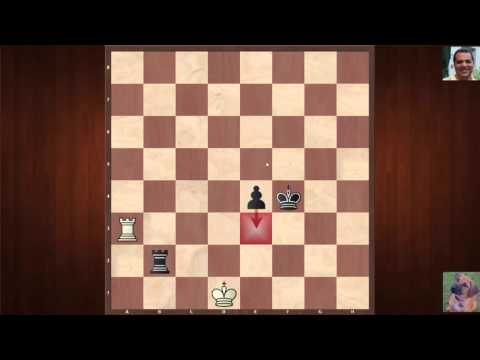 Two really important rook and pawn endgames every player must know! Philidor and Lucena positions