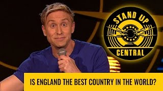Is England the greatest country in the world?