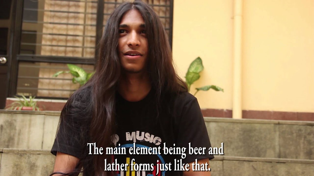 Lusture The Shampoo For Metalheads Youtube