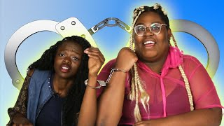 Friends Get Handcuffed For 24-Hours
