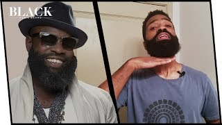The Secret To How BLACK THOUGHT from the ROOTS Gets His Beard To Look Fuller