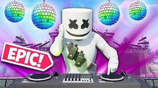 THE MARSHMELLO EVENT WAS CRAZY!! - Fortnite Funny Fails and WTF Moments! #458