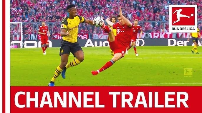Бундеслига канал футбол
