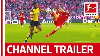 Do You Love Football? We Do! - Welcome To The Bundesliga YouTube Channel