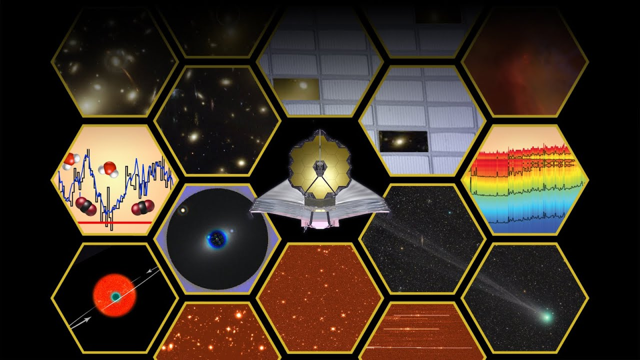 An Impromptu Discussion about the Science of JWST, and Much More! – Space Radio Live!