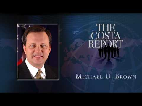 Michael D. Brown - 5-25-17 - The Costa Report