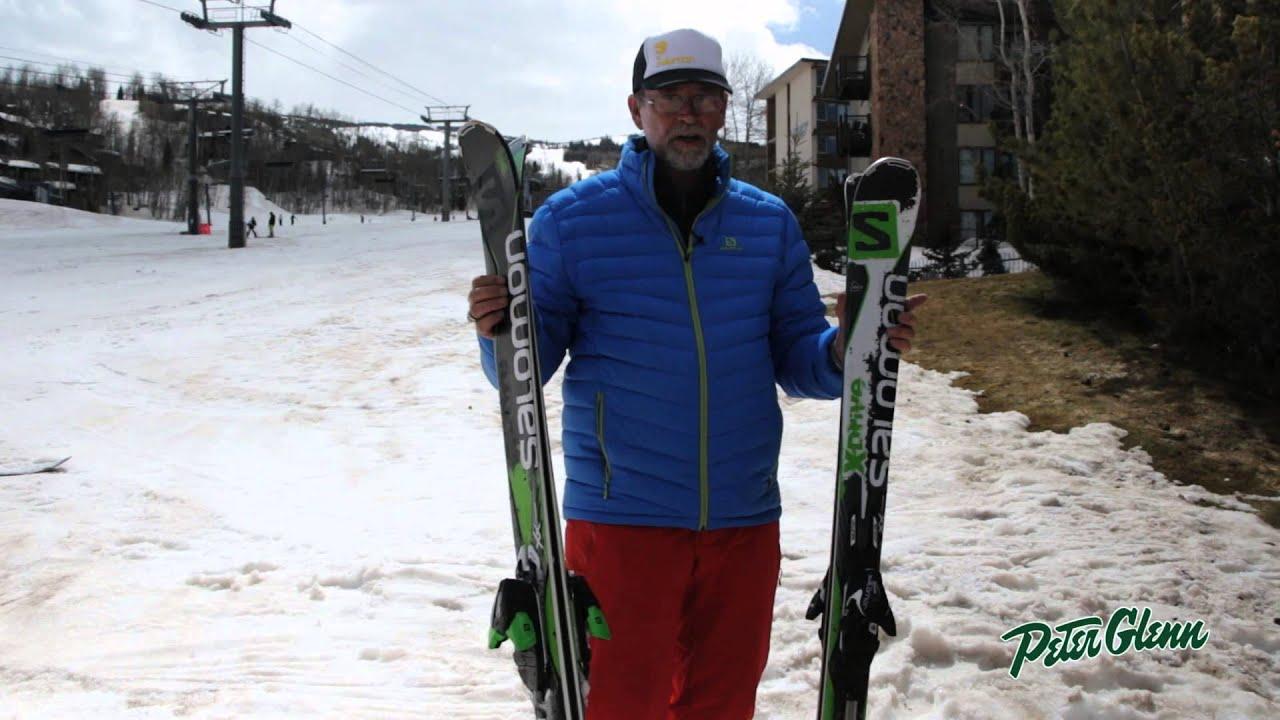 2015 Salomon X Drive Ski Review by Peter Glenn