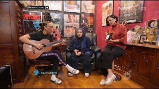 Games Dari Teh Sarah, Melly Goeslaw Nyanyi Lagu Rindu Gorengan 4/5