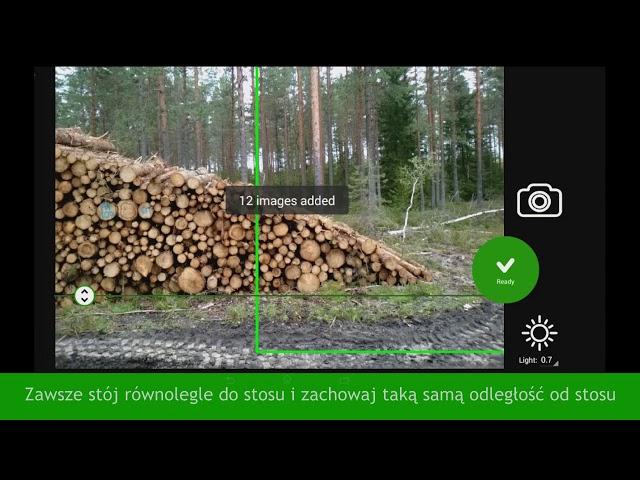 4.  Panorama-Jak mierzy? drewno zdj?ciami panoramicznymi? POL Timbeter