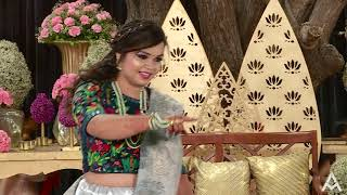 Engagement Bride's dance performance by Aangi Shah