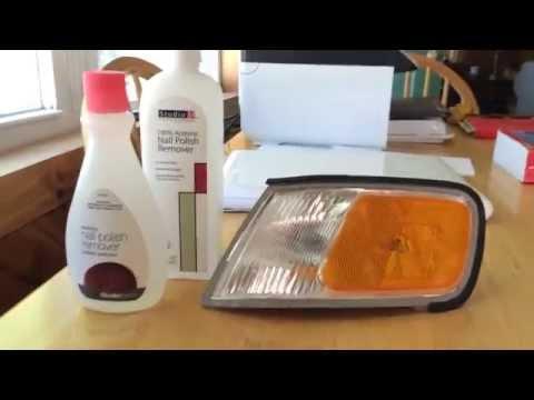 Get Super Glue OFF Plastic - HOW TO