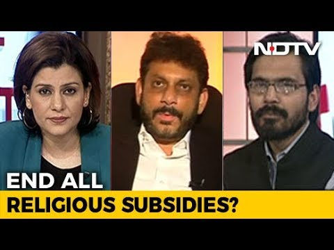 Haj Subsidy Goes: Time To End All Other Religious Subsidies?