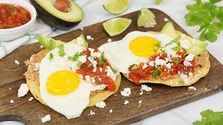 5-Minute Breakfast Recipes | Healthy Breakfast Ideas