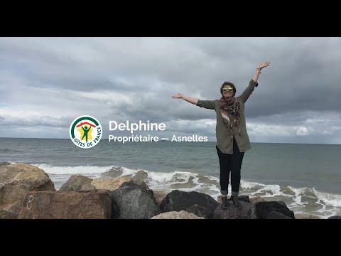 Delphine - Propriétaire Gîte De France & Amatrice De Kitesurf