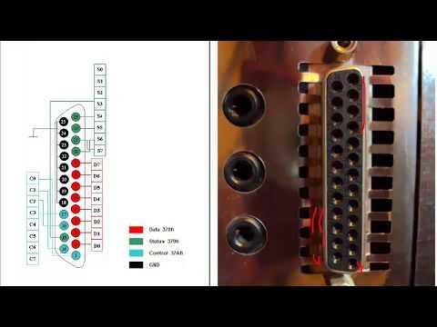5 Программирование микроконтроллеров AVR. Прошиваем микроконтроллер через LPT-порт.