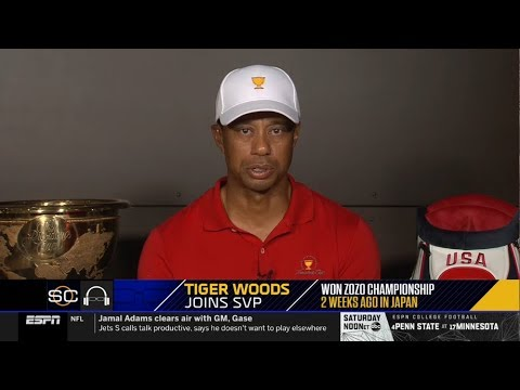 Tiger Woods announces his pairings for Presidents Cup first round