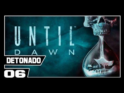 UNTIL DAWN - Detonado Dublado - Parte #6 - Ex Integrande do Slipknot?