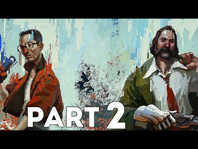 Disco Elysium The Final Cut Gameplay Walkthrough Part 2-Punch Measurehead, Harbor & Inspect The Body