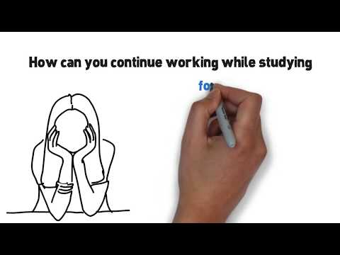 Distance Learning - The Stafford Advantage - Whiteboard Animation