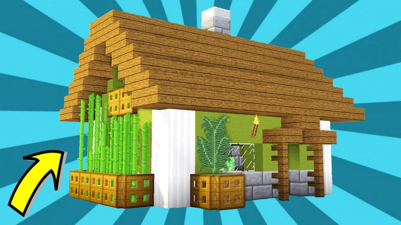 Minecraft House Tutorial (Cool and Easy) [How to Build ... Minecraft Mansion Ideas Of How To Build